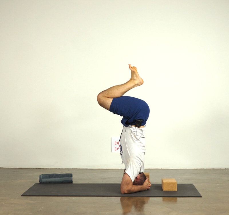 A Vigorous Intro to Yoga: Inversions and Arm Balances