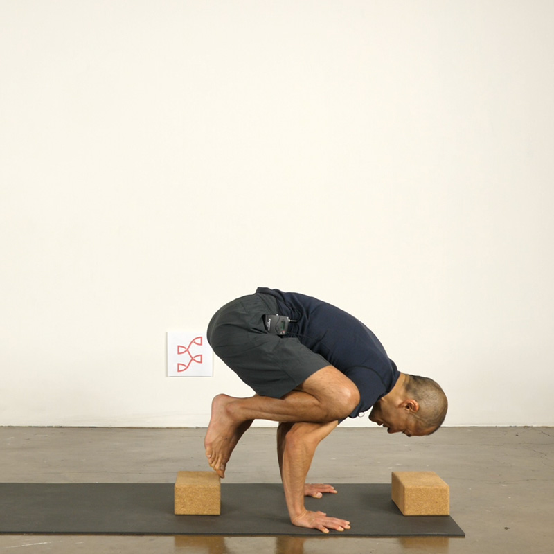 Yoga 101: Crow Pose