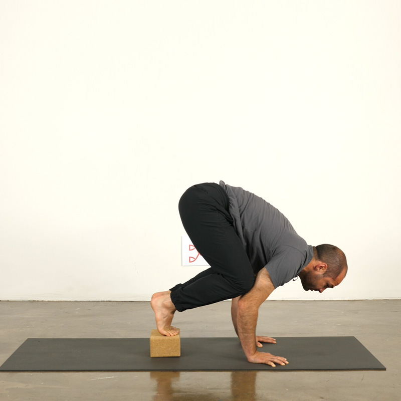 Yoga Warm-Up: Arm Balancing