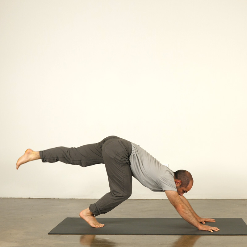 Cardio and Strength for Handstand