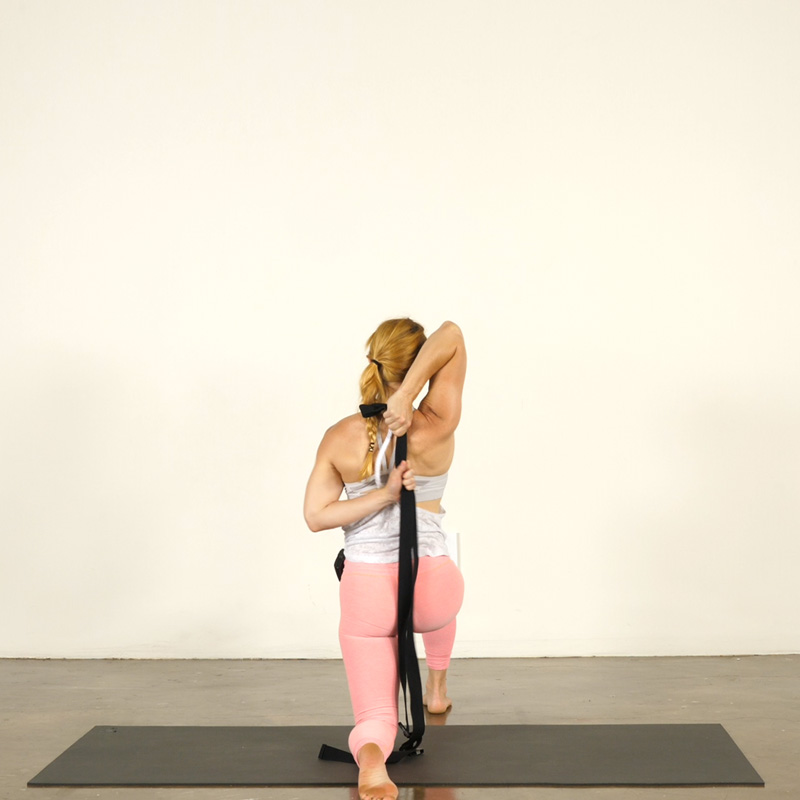 Shoulder Strengthening and Opening