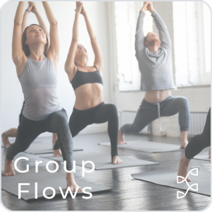 Group Flows