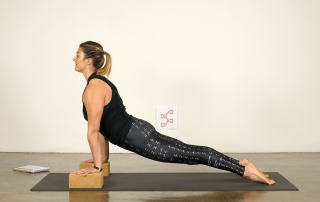 Yoga for Athletes Upward-Facing Dog Pose