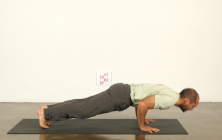 Yoga Pose for Athletes: Chaturanga