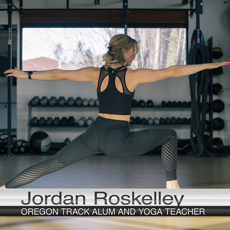 Jordan Roskelley Warrior Two