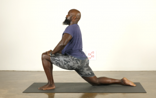 Low LungeYoga for Athletes Low Lunge