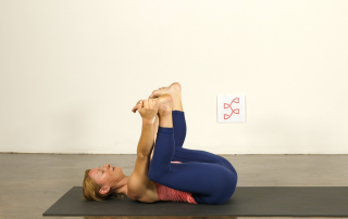 Yoga for Athletes Happy Baby Pose