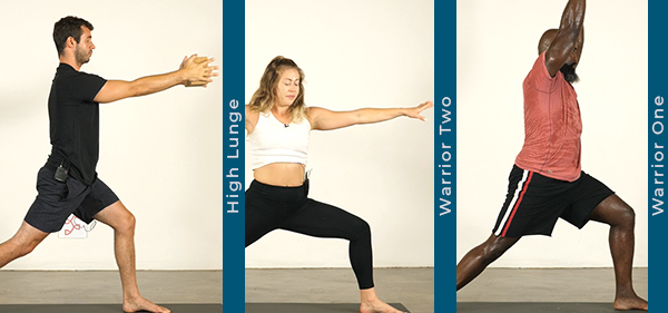 Yoga for Athletes - Lunging Poses