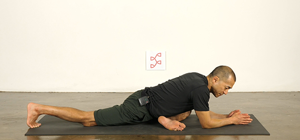 Yoga for Athletes - Pigeon Pose