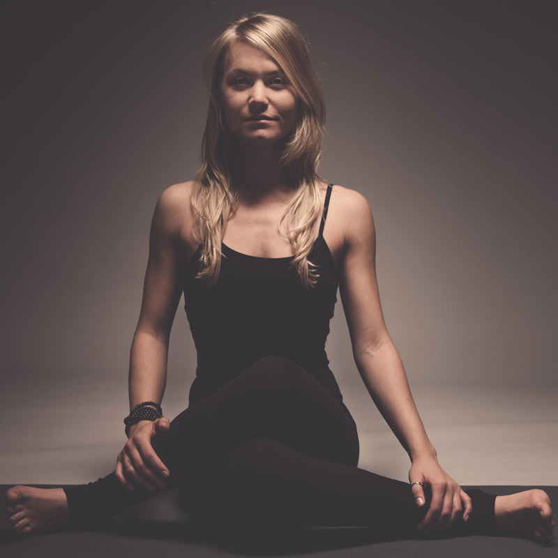 Yoga for Beginners Luna Pierson