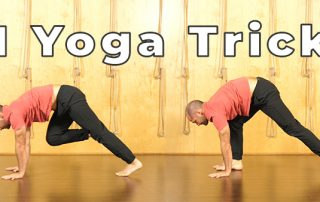 1 Trick to Look Like a Pro in Yoga Class