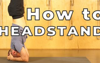 Hard Yoga Poses Made Easy Headstand