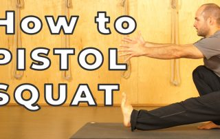 Hard Yoga Poses Made Easy Pistol Squat