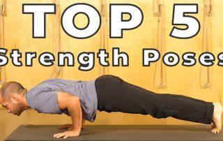 Top 5 Yoga Poses That Will Improve Your Strength
