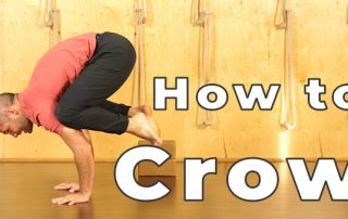 Yoga Poses Made Easy Crow