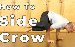 Yoga Poses Made Easy Side Crow