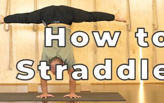 Hard Yoga Poses Straddle