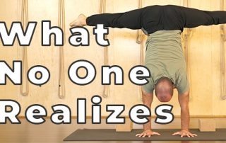 What No One Realizes About Handstand